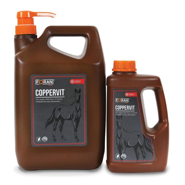 Coppervit por Foran 5 L