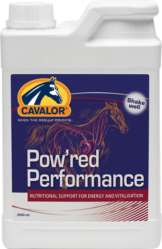 Pow-Red Performance by Cavalor 2 L
